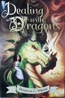 """Patricia C. Wrede """"Dealing with dragons"""""""