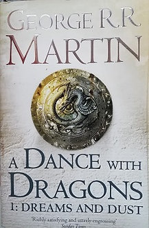 "George RR Martin ""A dance with Dragons"""