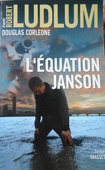 """Douglas Corleone """"L'équation Janson"""""""