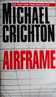 "Michael Crichton ""Airframe"""