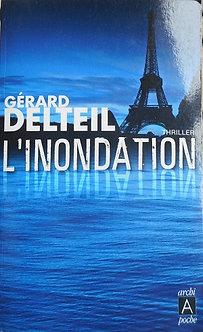 """Gérard Delteil """"L'inondation"""""""