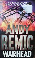 "Andy Remic ""Warhead"""