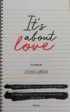 "Steven Camden ""It's all about love"""