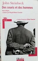 """John Steinbeck """"Des souris et des hommes"""""""