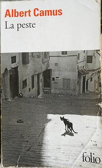 "Albert Camus ""La peste"""