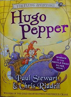 """Hugo Pepper """"Paul Stewart & Chris Ridell"""""""