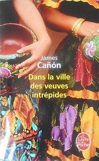 """James Canon """"Dans la ville des veuves intrépides"""""""