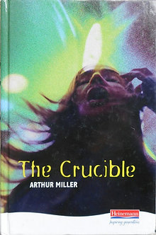 """Arthur Miller """"The Crucible"""""""