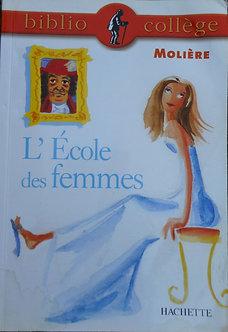 """Molière """"L'école des femmes"""""""