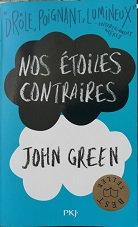 """John Green """"Nos étoiles contraires"""""""