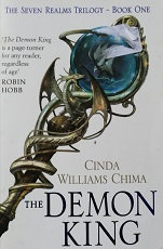 "Cinda Williams Chima ""The Demon King"""