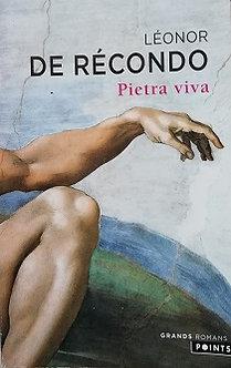 """Léonor de Récondo """"Pitra viva"""""""
