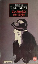 "Raymond Radiguet ""Le diable au corps"""