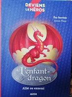 "Eric Sanvoisin ""L'enfant-Dragon"""