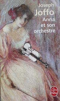 """Joseph Joffo """"Anna et son orchestre"""""""