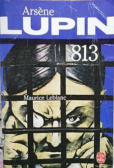 "Maurice Leblanc ""Arsène Lupin - 813"""