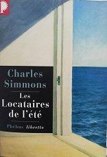 """Charles Simon """"Les locataires de l'été"""""""