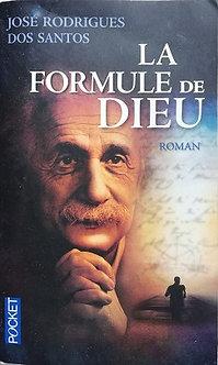 """José Rodrigues Dos Santos """"La formule de Dieu"""""""