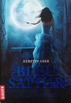 "Kerstin Gier ""Bleu Saphir"""