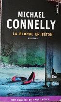"""Michael Connelly """"La blonde en béton"""""""