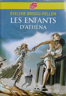 """Evelyne Brisou-Pellen """"Les enfants d'Athéna"""""""