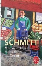 "Eric-Emmanuel Schmitt ""Monsieur Ibrahim et les fleurs du Coran"""