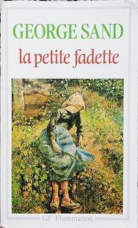 "George Sand ""La petite fadette"""