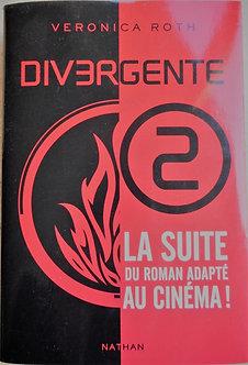 "Veronica Roth  ""Divergente 2"""