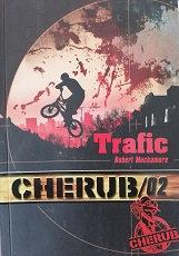 """Robert Muchamore """"trafic"""""""