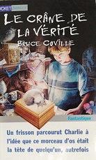 """Bruce Coville """"Le crâne de la vérité"""""""