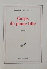 """Elisabeth Barillé """"Corps de jeune fille"""""""