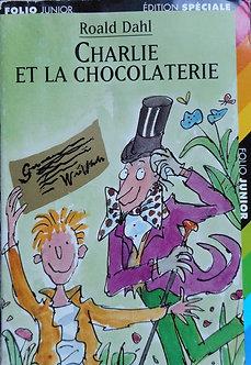 """Roald Dahl """"Charlie et la chocolaterie"""""""