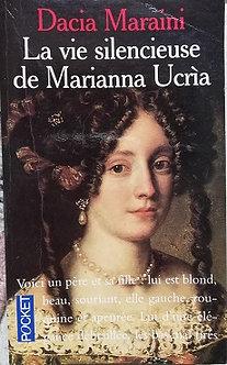 """Dacia Maraini """"La vie silencieuse de Marianna Ucria"""""""