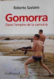 """Roberto Saviano """"Gomorra Dans l'empire de la camorra"""""""
