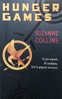 """Suzanne Collins """"Hunger games"""""""