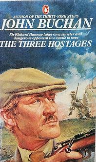 "John Buchan ""The three hostages"""