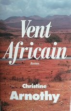 "Christine Arnothy ""Vent Africain"""
