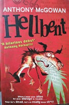 "Anthony McGowan ""Hellbent"""