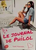 """Yaël Hassan """"Le journal de Philol"""""""