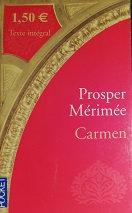 """Prosper Mérimée """"Carmen"""""""