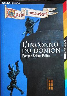 "Evelyne Brisou-Pellen ""L'inconnu du donjon"""