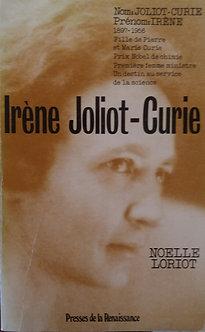 "Noelle Loriot  ""Irène Joliot-Curie"""