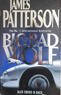 """James Patterson """"The Big Bad Wolf"""""""""""