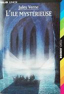 """Jules Verne """"L'île mystérieuse"""""""