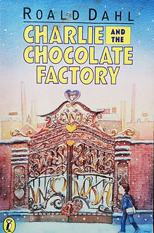 "Roald Dahl ""Charlie and the chocolate factory"""