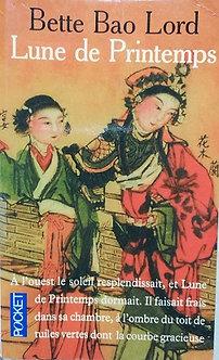 "Bette Bao Lord ""Lune de Printemps"""