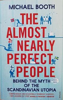 """Michael Booth """"The almost nearly perfect people"""""""