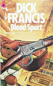 "Dick Francis ""Blood sport"""