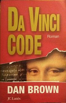"""Dan Brown """"Da Vinci code"""""""