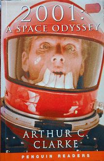 """Arthur C. Clarke """"2001: A space Odyssey"""""""